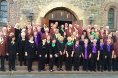 Musik-und-Gesangsverein-MGV-Concordia-Schifferstadt-Festgottesdienst-2015-Chöre