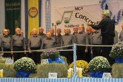 Musik-und-Gesangsverein-MGV-Concordia-Schifferstadt-Oktoberfest-2017-Auftritt-Männerchor