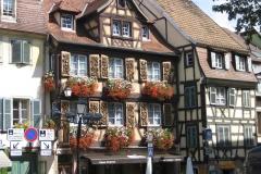 Musik-und-Gesangsverein-MGV-Concordia-Schifferstadt-Häuser-in-Colmar