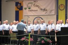 Musik-und-Gesangsverein-MGV-Concordia-Schifferstadt-Waldfest-2016-Männerchor