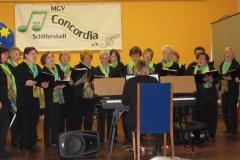 Musik-und-Gesangsverein-MGV-Concordia-Schifferstadt-Weihnachtsfeier-2016-Frauenchor