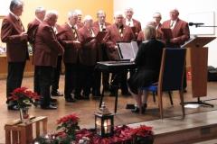 Musik-und-Gesangsverein-MGV-Concordia-Schifferstadt-Weihnachstfeier-2018-Männerchor